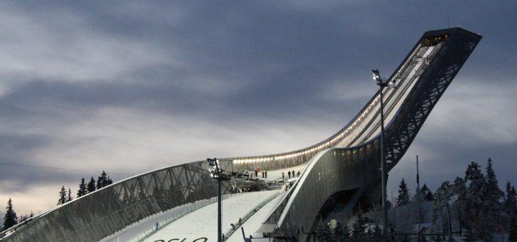 Visit Holmenkollen in Oslo