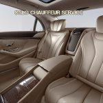 Mercedes S500 -OCS