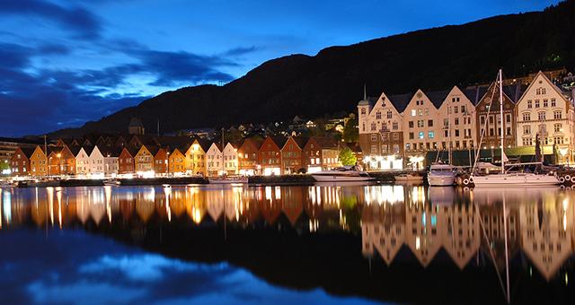 Oslo Chauffeur Service In Bergen, Norway